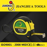 Double color ABS measuring tape